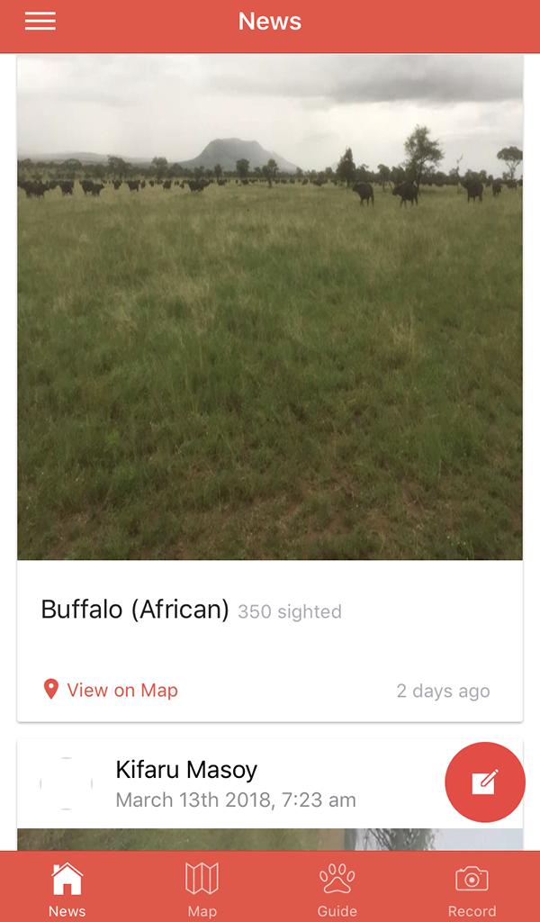 serengeti-tracker-news